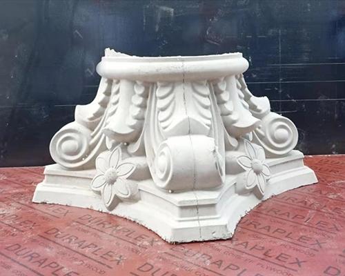 GRC欧式构件装饰造型丰富多样