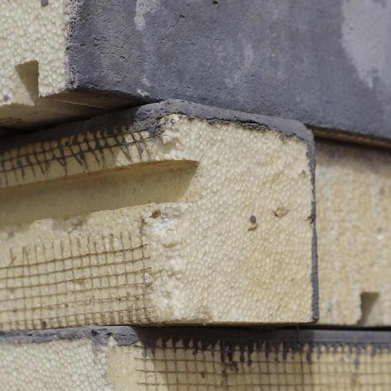 安装EPS装饰线条的测量工作