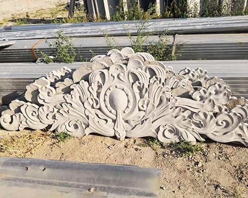 人造砂岩雕塑
